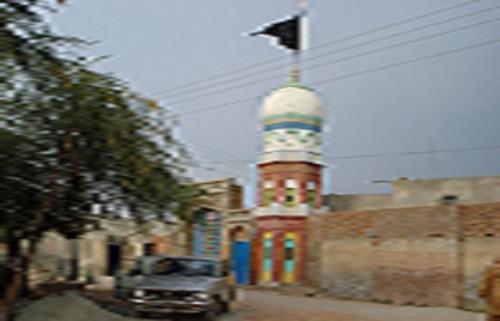 جامعہ سیدہ خدیجة الکبریٰؑ پکی شاہ مردان برائے خواتین